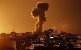 Cohetes atacan base iraquí