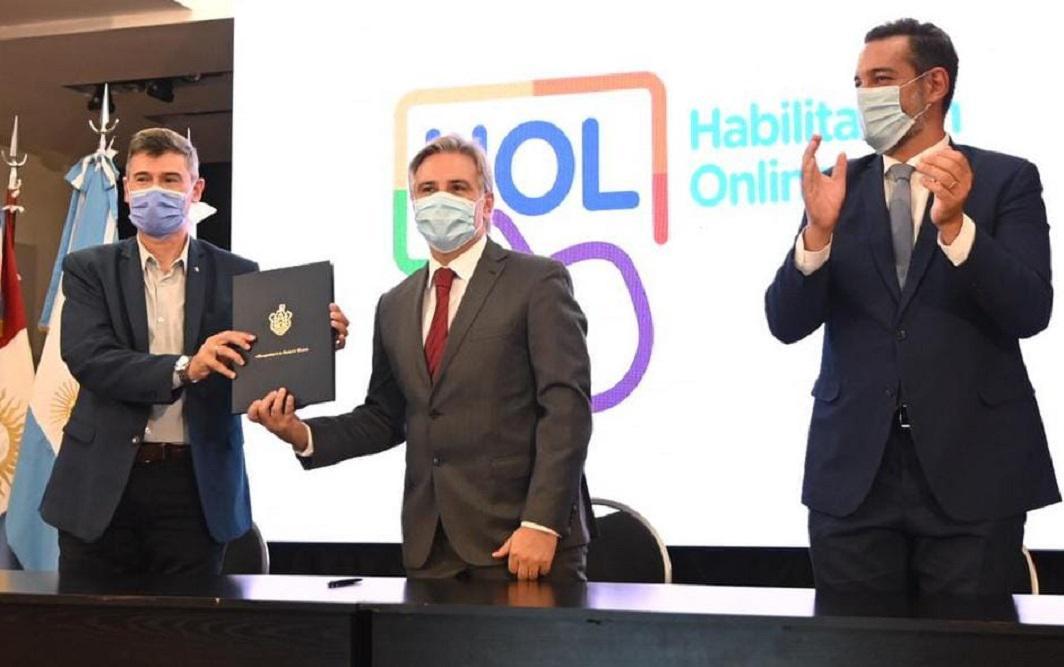 Municipio habilitacion de negocios serán On line 2