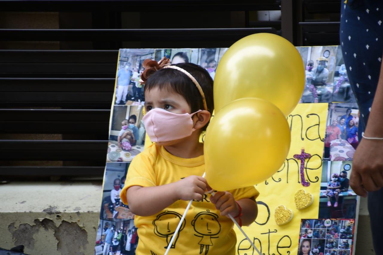 Dia del cancer infantil - oncológicos