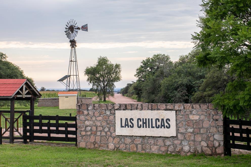 Las Chilcas