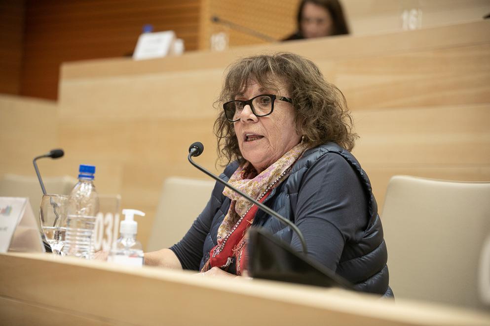 Legisladora Sara García_