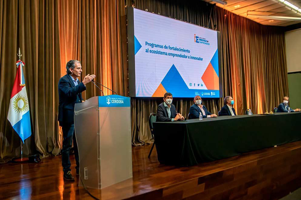La Provincia impulsa la generación de más empleo en sectores innovadores