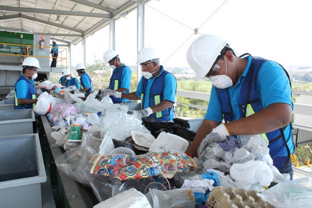 Seleccion de Basura reciclaje