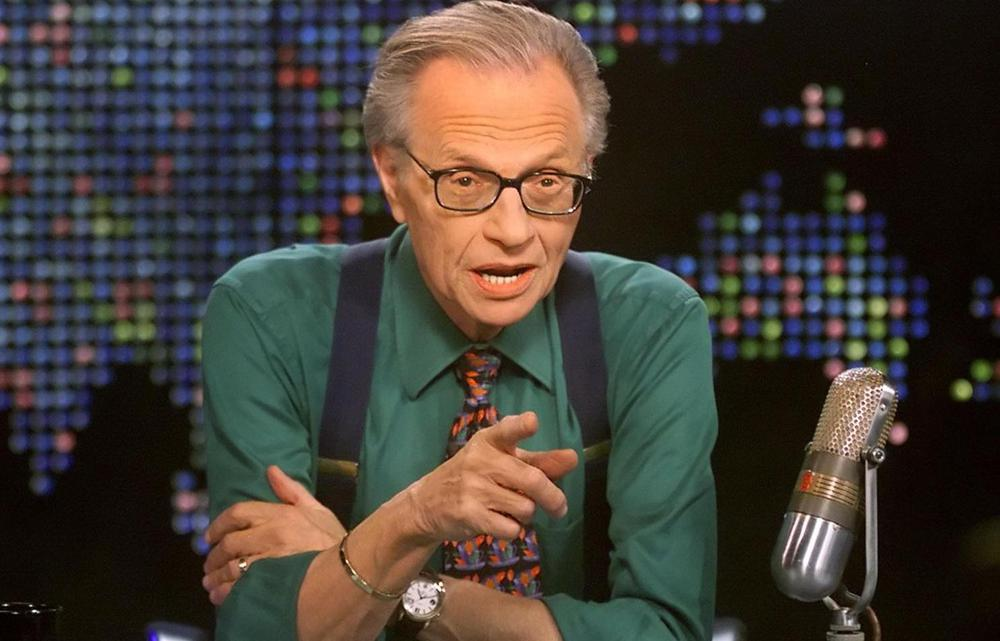 Larry King_ gentileza