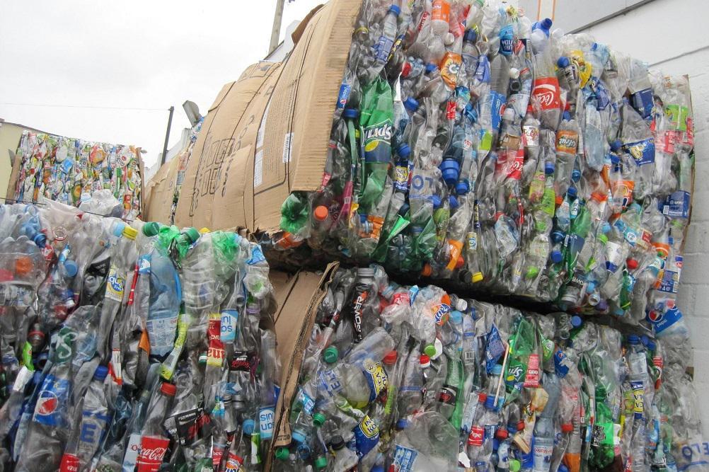 basura comprimida