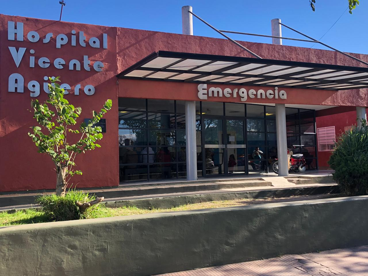 hospital vicente aguero