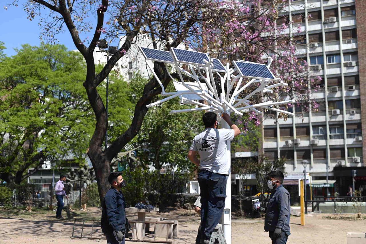 árbol solar 3