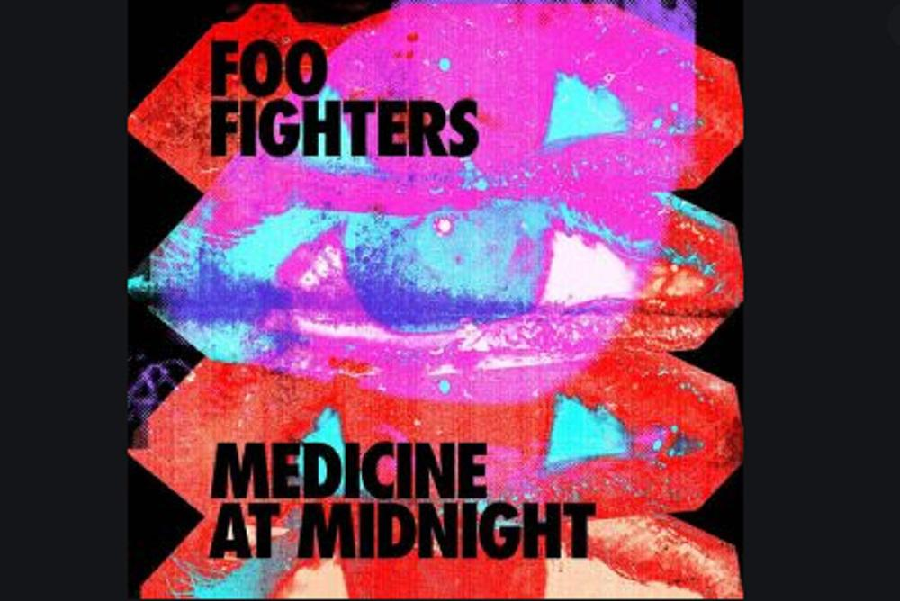 Foo Fighters Medicine at midnight 1