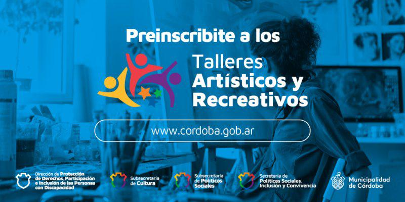 Talleres Artísticos Recreativos