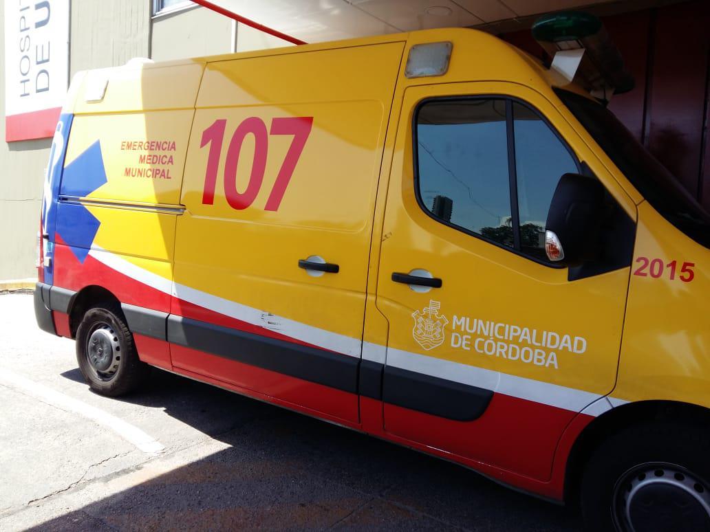 emergencia 107
