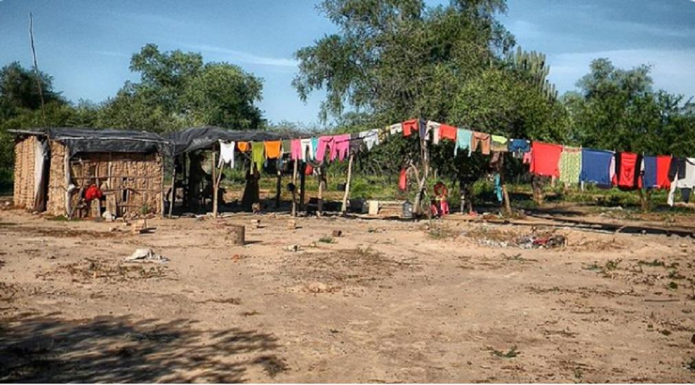 Salta comunidad Wichi