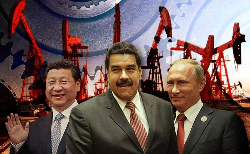 Resultado de imagen para Â¿EEUU pierde su patio trasero? Rusia y China respaldan a Venezuela y cambian el juego